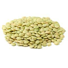 עדשים ירוקות 200 ג'